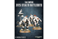 Warhammer 40.000: Tau Empire XV25 Stealth Battlesuits