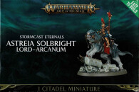 Warhammer Stormcast Eternals Astrea Solbright Lord-Arcanum