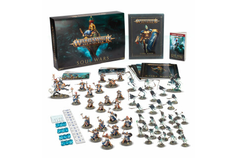Warhammer Age of Sigmar: Soul Wars (Deutsche Version)