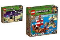 LEGO® Minecraft™ 2er Set: 21151 Das letzte...