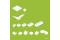 Schwinge Erweiterung für die Hubelino Kugelbahn 420411 (46-teilig)