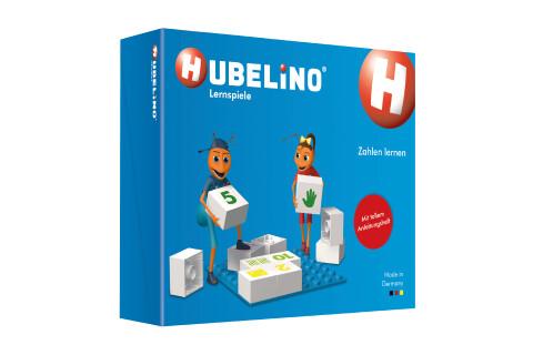Zahlen lernen Hubelino 410009 Lernspiele