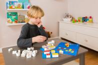 Steine zählen - Rechnen lernen Hubelino Lernspiele 410078