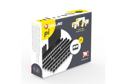 Hubelino pi Konstruktions-Set Kugelbahn Erweiterung mittelgroß M 440013