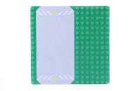 LEGO® Bauplatte 16x16 Noppen grün / Rasen...