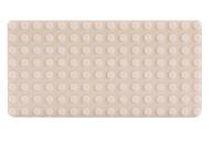 LEGO® Bauplatte 8x16 beige, tan / Wüste Grundplatte