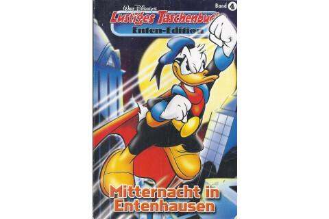 """Walt Disneys Lustiges Taschenbuch Enten Edition 4 """"Mitternacht in Entenhausen"""" 2002"""