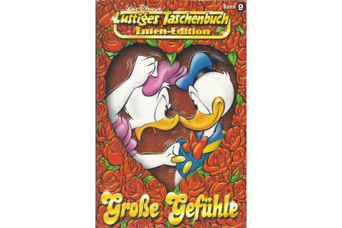 """Walt Disneys Lustiges Taschenbuch Enten Edition 9 """"Große Gefühle"""" 2004"""