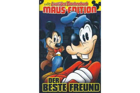 """Walt Disneys Lustiges Taschenbuch Maus Edition 2 """"Der beste Freund"""" 2012"""