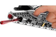 LEGO® 75257 Star Wars Millennium Falcon Raumschiff Bauset mit Finn, Chewbacca, Lando Calrissian, Boolio, C-3PO, R2-D2 und D-O, Der Aufstieg Skywalkers Kollektion