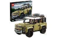 LEGO® 42110 Technic Land Rover Defender, Modellauto, 4x4 Geländewagen für Kinder ab 11 Jahre und Erwachsene, Sammlerstück