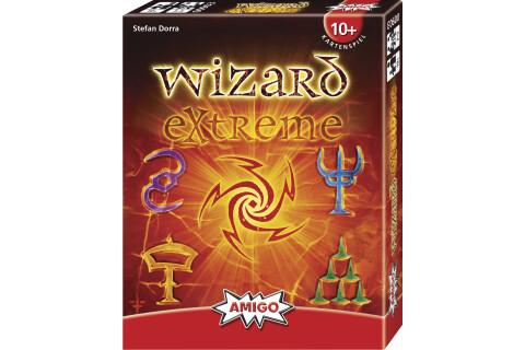 Wizard Extreme - Kartenspiel für 3-5 Spieler ab 10 Jahren
