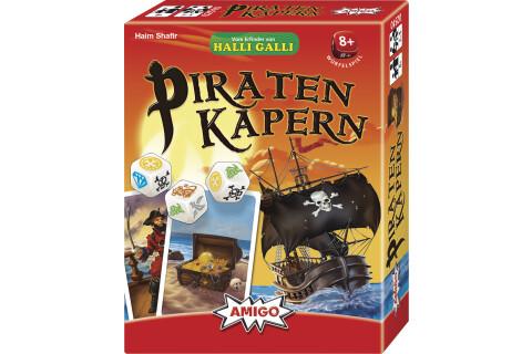 Piraten Kapern Amigo Spiel ab 8 Jahren