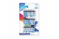 24 GRUNDIG Batterien AAA 1,5V R03