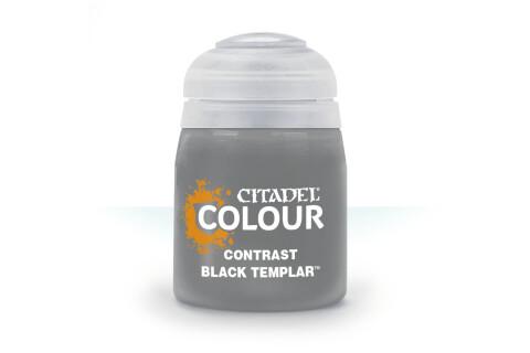 Citadel Farbe - Contrast Black Templar (18ml) 29-38