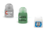 Citadel Farbset für Fahles Grün: Base +...