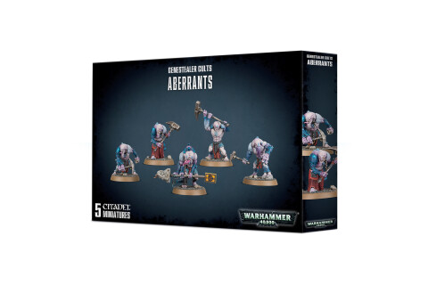 Warhammer 40,000 Genestealer Cults Aberrants 51-60
