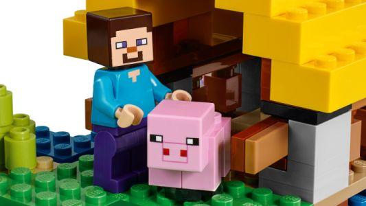 lego minecraft g nstig online bei steinchenwelt kaufen. Black Bedroom Furniture Sets. Home Design Ideas