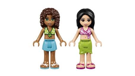 LEGO® Friends 41313 Heartlake Freibad Minifigs