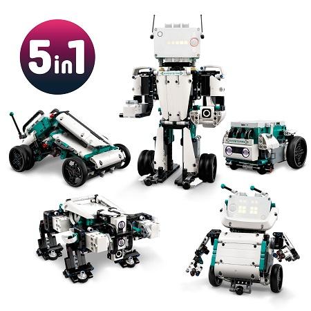 LEGO® MINDSTORMS® 51515 Roboter-Erfinder Minifigs