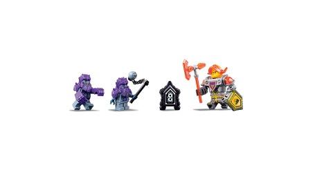 LEGO® NEXO KNIGHTS™ 70350 Triple-Rocker Minifigs