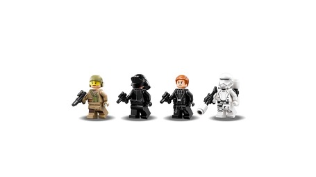 LEGO® Star Wars™ 75177 First Order Heavy Scout Walker™ Minifigs