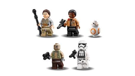 LEGO® Star Wars™ 75178 Jakku Quadjumper™ Minifigs