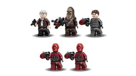 LEGO® Star Wars™ 75180 Rathtar™ Escape Minifigs