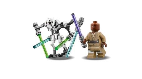 LEGO® Star Wars™ 75199 General Grievous Combat Speeder Minifigs