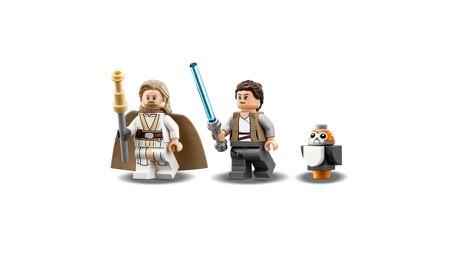 LEGO® Star Wars™ 75200 Ahch-To Island™ Training Minifigs
