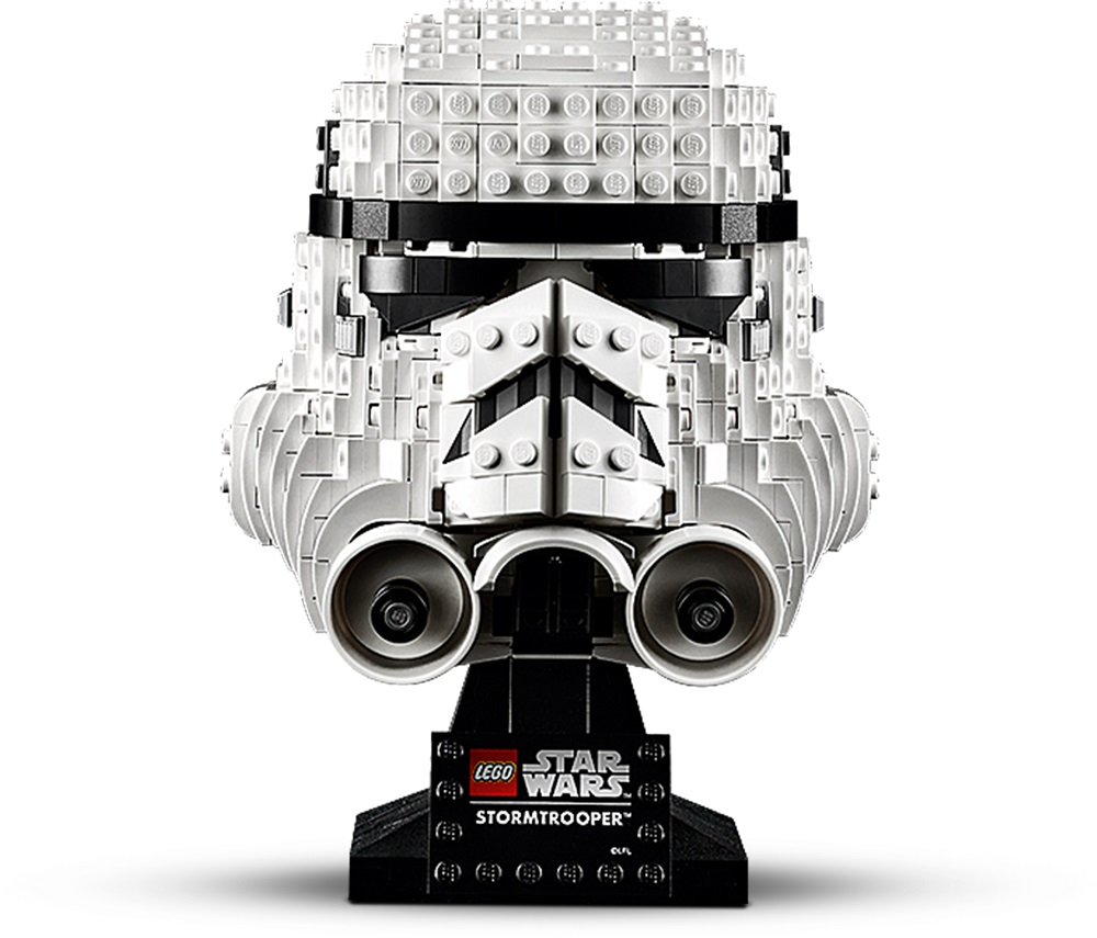 LEGO® Star Wars™ 75276 Stormtrooper™ Helm Minifigs