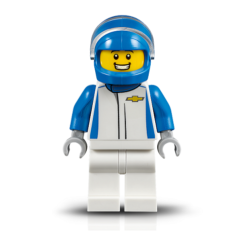 LEGO® Speed Champions 75891 Rennwagen Chevrolet Camaro ZL1 Minifigs