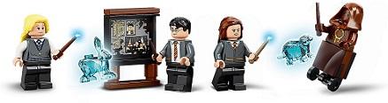 LEGO® Harry Potter™ 75966 Der Raum der Wünsche auf Schloss Hogwarts™ Minifigs