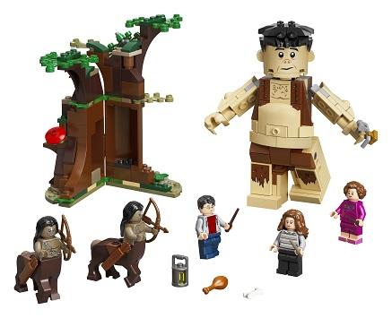 LEGO® Harry Potter™ 75967 Der Verbotene Wald: Begegnung mit Umbridge Minifigs