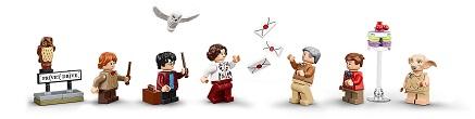 LEGO® Harry Potter™ 75968 Ligusterweg 4 Minifigs
