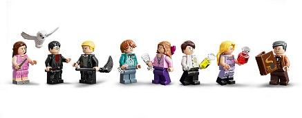 LEGO® 75969 Harry Potter Astronomieturm auf Schloss Hogwarts, Spielzeug kompatibel mit der Großen Halle von Hogwarts und der Peitschenden Weide Minifigs