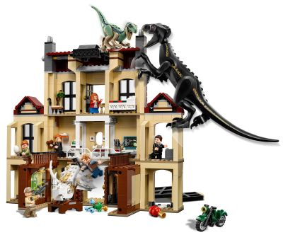 LEGO® Jurassic World Figuren