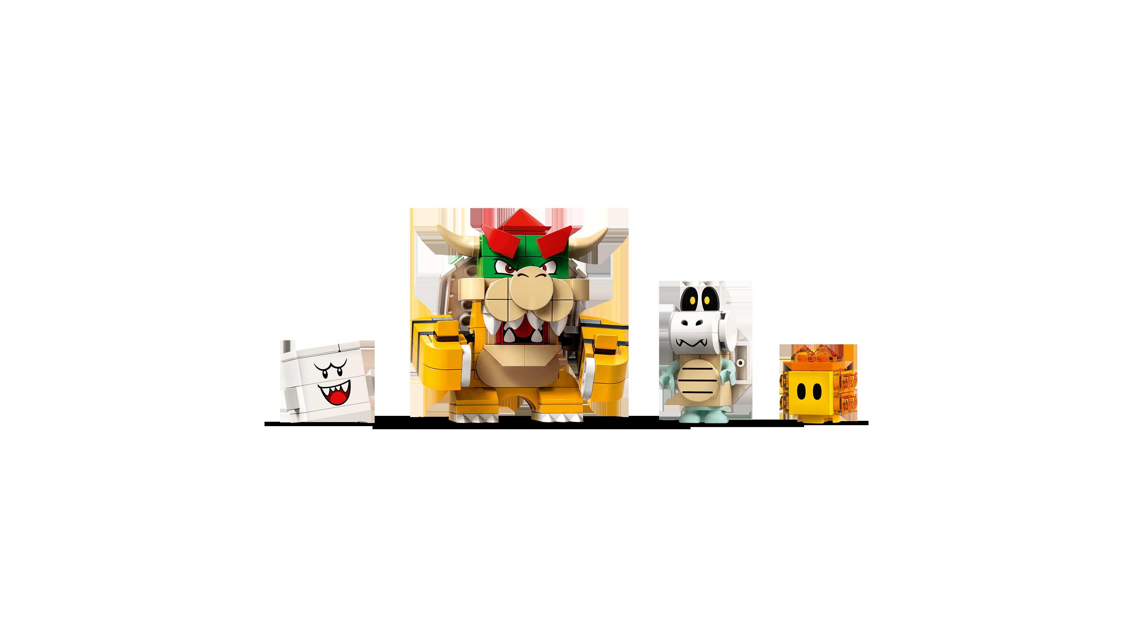 LEGO® Super Mario 71369 Bowsers Festung - Erweiterungsset Minifigs