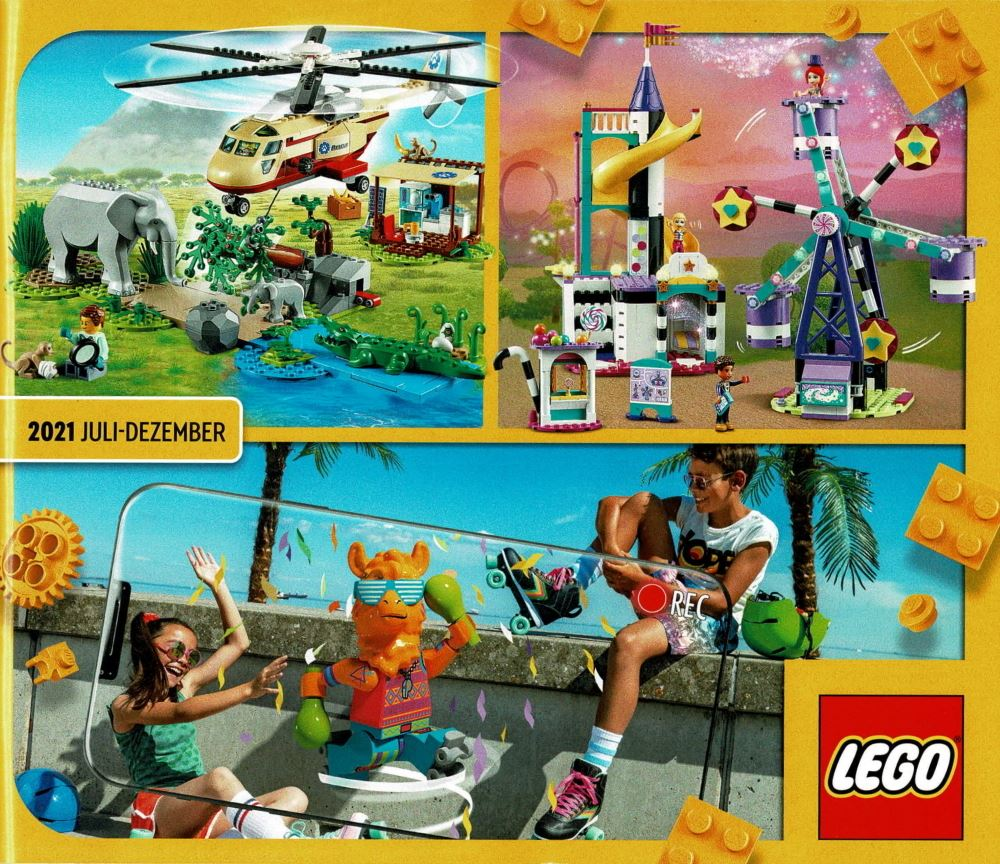 LEGO Katalog 2020 Download als PDF Dokument