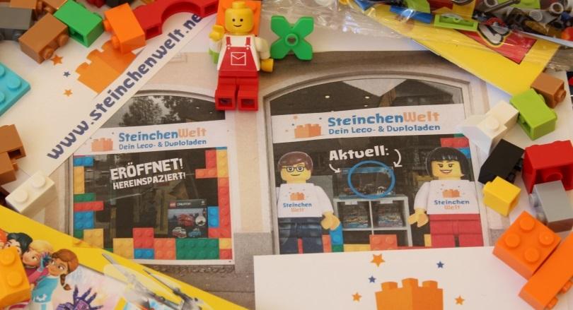 Steinchenwelt LEGO Fachgeschäft