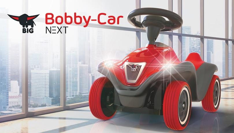 Das Bobby Car der nächsten Generation