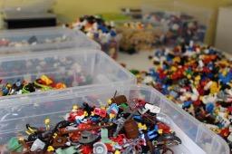 LEGO® Figuren - Ritter im Vordergrund LEGO® Figuren bei Steinchenwelt Online Shop