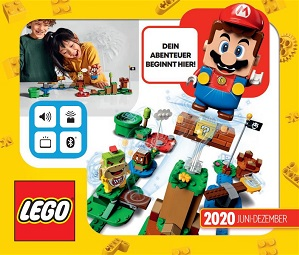 LEGO Katalog 2019 Download als PDF Dokument