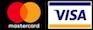 Zahlung mit Kreditkarte (MasterCard oder Visa)
